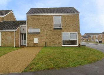 Thumbnail 4 bed end terrace house for sale in Oak Lane, Raf Lakenheath, Brandon
