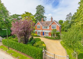 Thumbnail 5 bed detached house for sale in Homefield Road, Warlingham