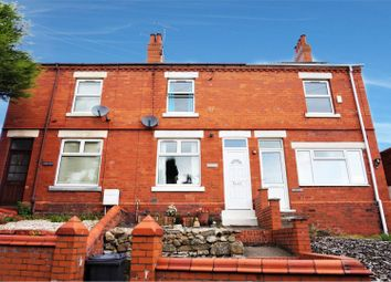 Thumbnail 2 bed terraced house for sale in Fennant Road, Wrexham