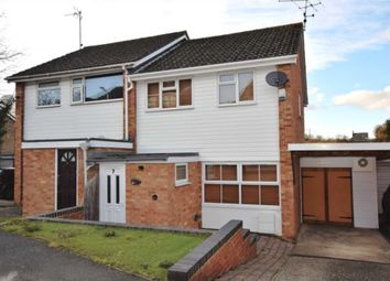 Thumbnail 3 bed semi-detached house to rent in Southwood Gardens, Burghfield Common, Reading