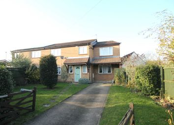 Thumbnail 4 bedroom semi-detached house for sale in Chapel Road, Weston Coville