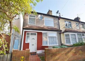 Thumbnail 3 bed flat for sale in Manbrough Avenue, East Ham, London