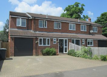 Thumbnail 4 bedroom semi-detached house for sale in Braybrooks Drive, Potton