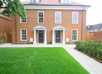 Thumbnail 4 bed semi-detached house to rent in Amberden Avenue, Finchley Central