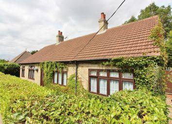 Thumbnail 4 bedroom detached bungalow for sale in Stradbroke Road, Lowestoft