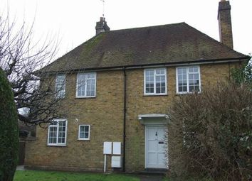 Thumbnail 3 bed cottage to rent in Swan Street, West Malling