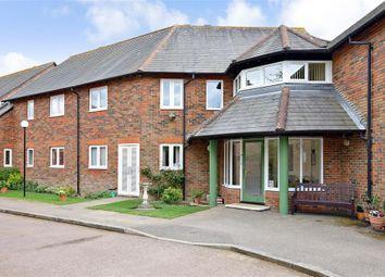 Thumbnail 1 bed flat for sale in Castle Fields, The Slade, Tonbridge, Kent