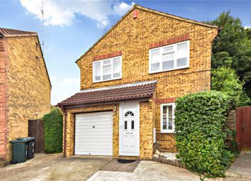 Thumbnail 3 bed detached house for sale in Trivett Close, Greenhithe, Kent