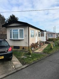 Thumbnail 1 bed mobile/park home for sale in Fowley Mead Park, Waltham Cross