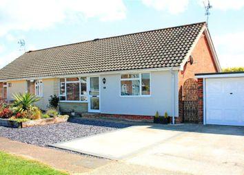 Thumbnail 2 bed semi-detached bungalow for sale in Elmhurst Close, Angmering, Littlehampton