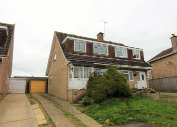 Thumbnail 3 bed semi-detached house for sale in Herne Rise, Ilminster
