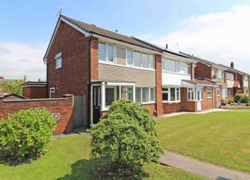 Thumbnail 3 bed semi-detached house for sale in Waverley Court, Winstanley, Wigan