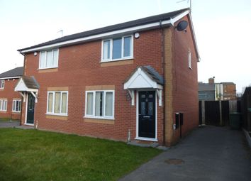 Thumbnail 2 bed semi-detached house to rent in Yorkshire Gardens, St. Helens
