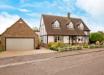 Thumbnail 4 bed detached house for sale in Greenford Close, Orwell, Royston, Hertfordshire