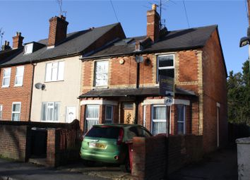 Thumbnail 3 bedroom end terrace house for sale in Crescent Road, Reading, Berkshire