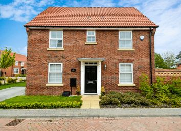 Thumbnail 3 bed detached house for sale in 1 Magnolia Close, Beverley