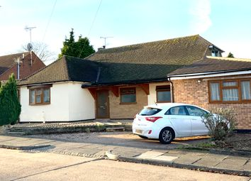 Thumbnail 5 bed bungalow for sale in Newhaven Road, Leicester