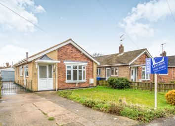 Thumbnail 3 bed bungalow to rent in Meadow Way, Carlton Colville, Lowestoft