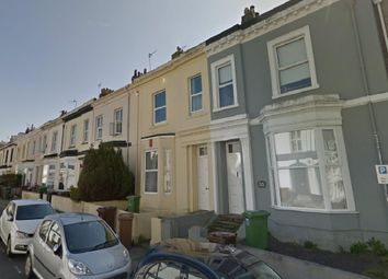Thumbnail 1 bed flat to rent in Hill Park Crescent, Plymouth