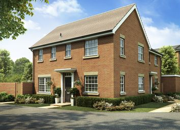 """Thumbnail 3 bedroom end terrace house for sale in """"The Clayton"""" at Manston Green Industries, Preston Road, Manston, Ramsgate"""