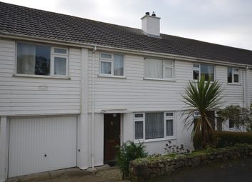 Thumbnail 3 bed terraced house for sale in Polmor Road, Crowlas, Penzance