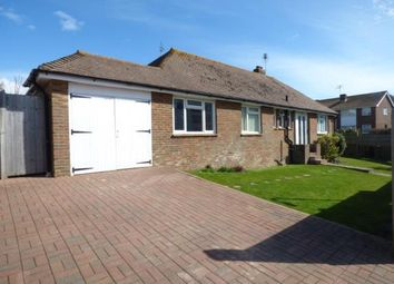 Thumbnail 3 bed bungalow for sale in Wicklands Avenue, Saltdean, Brighton, East Sussex
