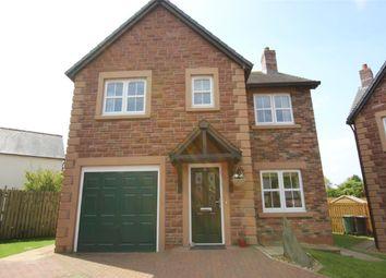 Thumbnail 4 bed detached house for sale in 32 Edmondson Close, Brampton, Cumbria