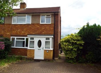 Thumbnail 3 bed semi-detached house for sale in Tollgate Road, Waltham Cross, Hertfordshire