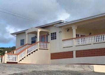Thumbnail 4 bed terraced house for sale in Beautiful Family Home On A Hilltop, Beausejour, St Lucia