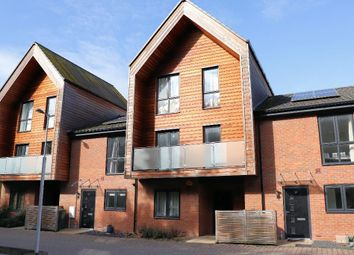 Thumbnail 3 bedroom town house for sale in Brooks Mews, Aylesbury, Buckinghamshire