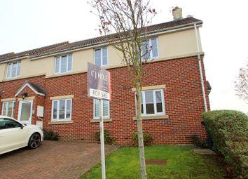 Thumbnail 1 bedroom flat for sale in Craydon Road, Stockwood, Bristol