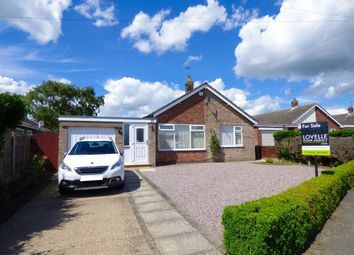 Thumbnail 3 bed bungalow for sale in Manor Road, Saxilby, Lincoln
