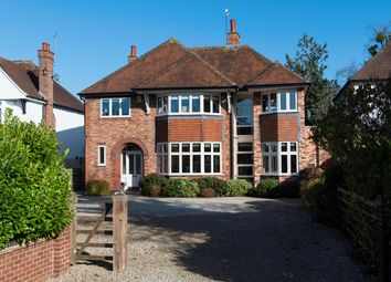 Thumbnail 5 bed detached house for sale in Banbury Road, Stratford-Upon-Avon, Warwickshire