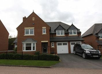 Thumbnail 5 bed detached house for sale in 12, Dalefield Drive, Admaston, Telford, Shropshire TF5 0Dp