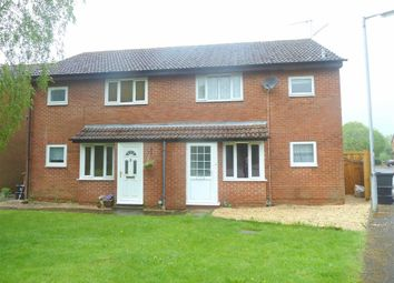 Thumbnail 1 bedroom terraced house to rent in Burnet Close, Swindon, Wiltshire