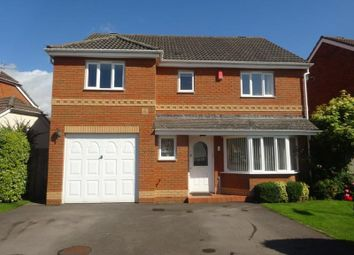 Thumbnail 4 bed detached house for sale in Caxton View, Monmouth