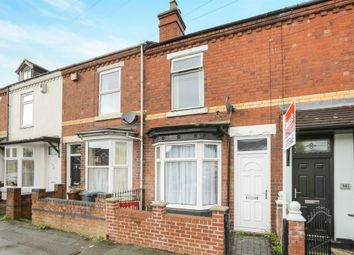 Thumbnail 3 bedroom terraced house for sale in Springfield Road, Off Cannock Road, Wolverhampton