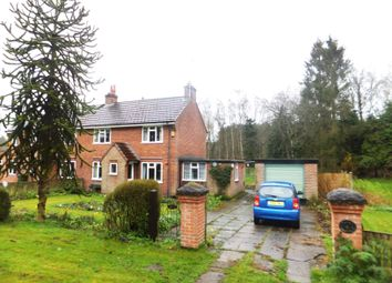 Thumbnail 3 bed semi-detached house for sale in Forestry Houses, Longdale Lane, Ravenshead