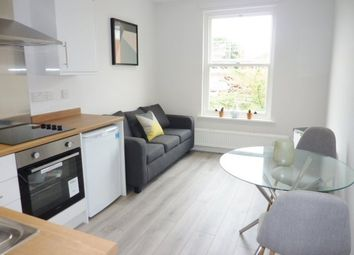 Thumbnail 1 bed flat to rent in Cliff Street, Preston