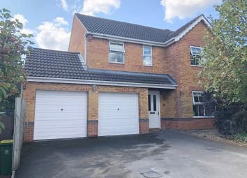 Thumbnail 4 bed detached house for sale in Vicarage Lane, Codnor Park, Ironville, Nottingham