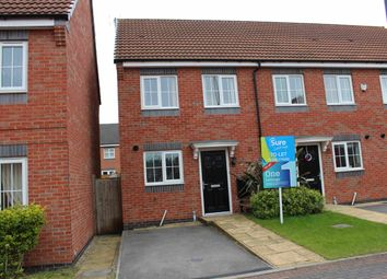 Thumbnail 2 bed town house to rent in Fitzwilliam Place, Mickleover, Derby