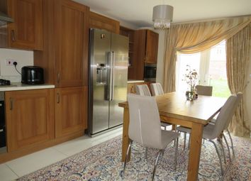 Thumbnail 3 bed detached house for sale in Lockgate Road, Hunsbury Meadow, Northampton