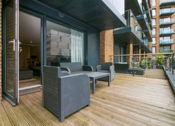 Thumbnail 3 bed flat for sale in Seafarer Way, London, London