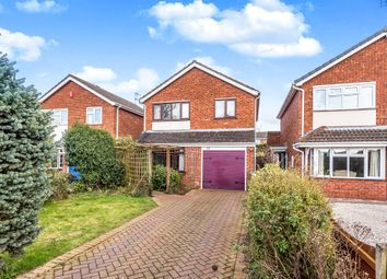 Thumbnail 3 bed detached house for sale in Templars Way, Penkridge, Stafford