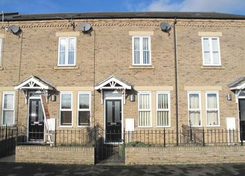 Thumbnail 4 bed terraced house to rent in Hartford Gardens, East Hartford, Cramlington
