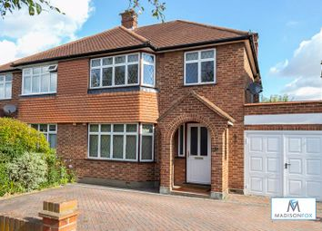 Thumbnail 3 bed semi-detached house to rent in Chigwell Park Drive, Chigwell