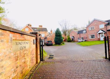 Thumbnail 5 bed detached house for sale in Toad Pond Close, Swinton, Manchester