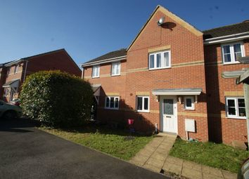 Thumbnail 2 bed terraced house to rent in Beckett Road, Andover