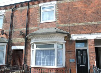 Thumbnail 4 bed terraced house to rent in Alliance Avenue, Hull