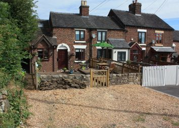 Thumbnail 2 bed cottage for sale in City Bank, Gillow Heath, Stoke-On-Trent